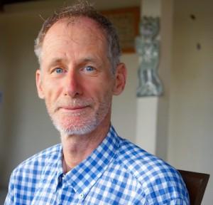 Peter Ruiter van ogenschool Eye-Tools voor beter leren zien zonder bril of contactlenzen