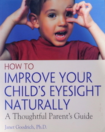 How To Improve your Child's Eye-sight naturally